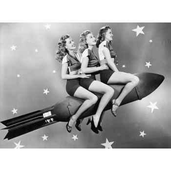 Τρεις γυναίκες στα αστέρια