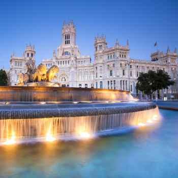 Πλατεία στην Ισπανία