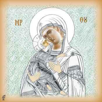 Παναγία η Γλυκοφιλούσα - Βυζαντινή