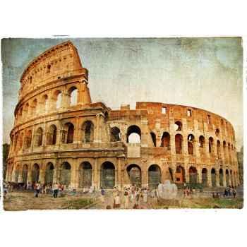 Καλλιτεχνική εικόνα από το Κολοσσαίο