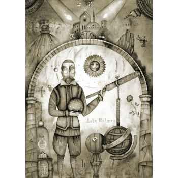Παλιός αστρονόμος
