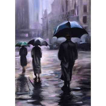 Βροχή στην Νέα Υόρκη