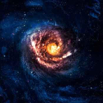 Όμορφος γαλαξίας