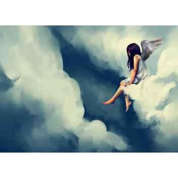 Άγγελος στα σύννεφα