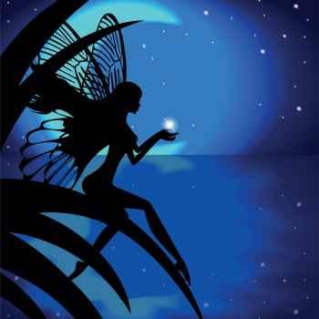Νεράιδα την νύχτα