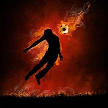 Φιγούρα παίκτη ποδοσφαιριστή