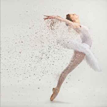 Χορεύτρια μπαλέτου