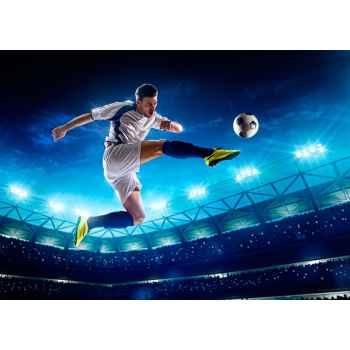 Ποδοσφαιριστής σκοράρει