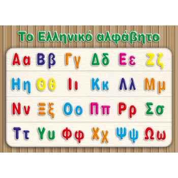 Το Ελληνικό αλφάβητο