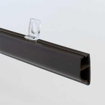 Πηχάκι πλαστικό 100cm (σετ) Καφέ