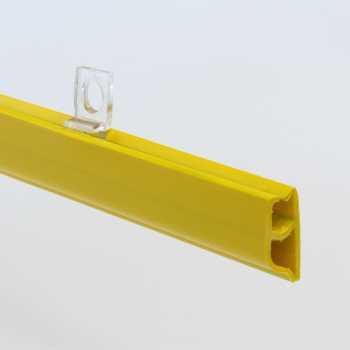 Πηχάκι πλαστικό 100cm (σετ) Κίτρινο