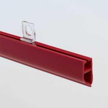 Πηχάκι πλαστικό 70cm (σετ) Κόκκινο