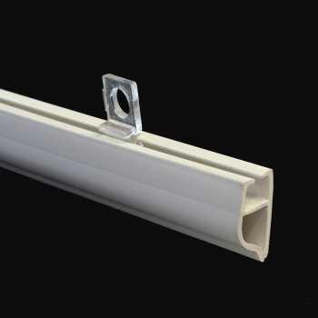 Πηχάκι πλαστικό 100cm (σετ) Λευκό