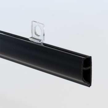 Πηχάκι πλαστικό 100cm (σετ) Μαύρο