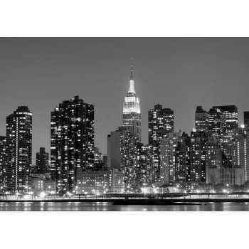 Γραμμή του ορίζοντα στην πόλη της Νέας Υόρκης