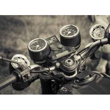 Παλιά μοτοσικλέτα