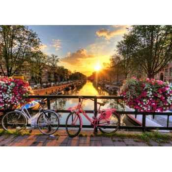 Ανοιξιάτικο πρωινό στο Amsterdam