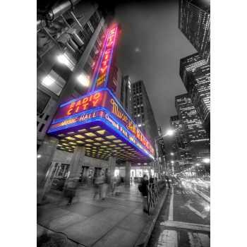 Radio city hall - Manhattan