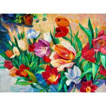 Λουλούδια σε βάζο