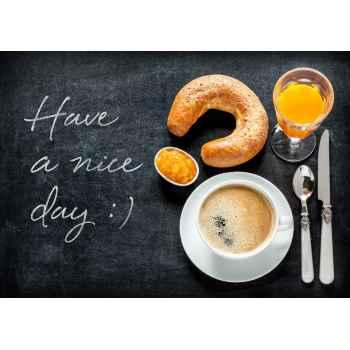 Πρωινό με μία υπέροχη μέρα