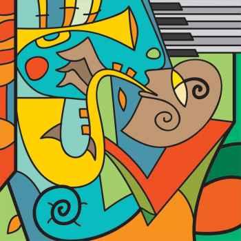 Αφηρημένα όργανα μουσικής