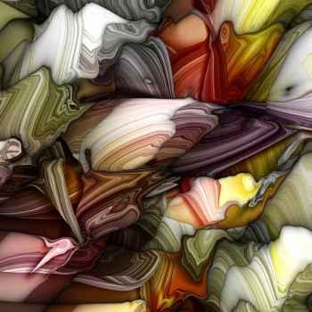 Αφηρημένη πολύχρωμη τέχνη