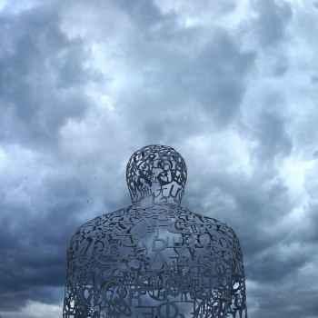 Αφηρημένη όψη ανθρωπίνου σώματος