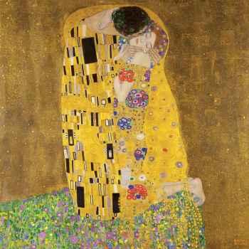 Το φιλί - Gustav Klimt