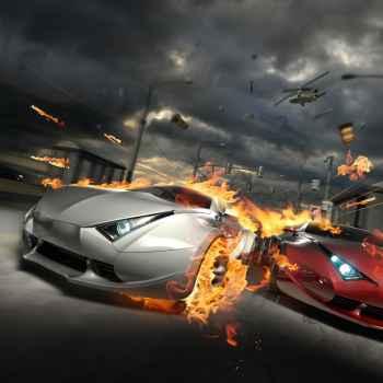 Αγώνες με αμάξια