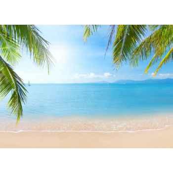 Όμορφη τροπική παραλία