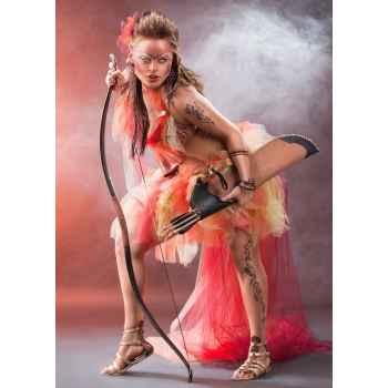 Γυναίκα κυνηγός