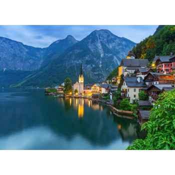 Το χωριό Hallstatt στις Άλπεις
