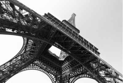 Πύργος του Άιφελ ασπρόμαυρο
