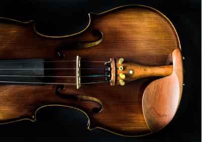 Λεπτομέρεια βιολιού