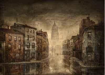 Πλημμυρισμένη πόλη