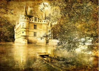 Ρομαντικό κάστρο