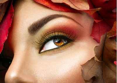 Φθινοπωρινό μακιγιάζ