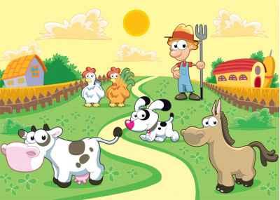 Φάρμα με ζωάκια