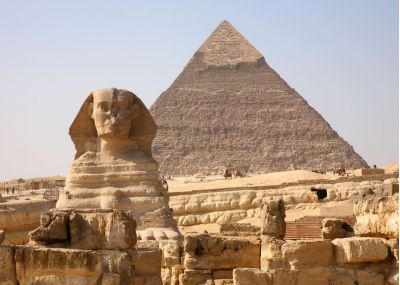 Αξιοθέατα της Αιγύπτου