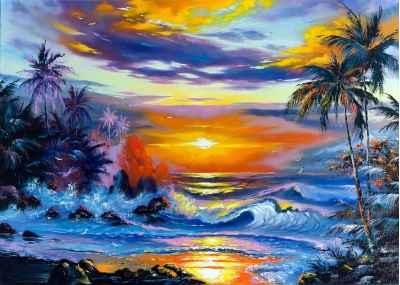 Όμορφη θέα στην θάλασσα