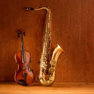 Κλασικά μουσικά όργανα
