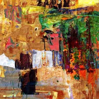 Αφηρημένη ζωγραφική