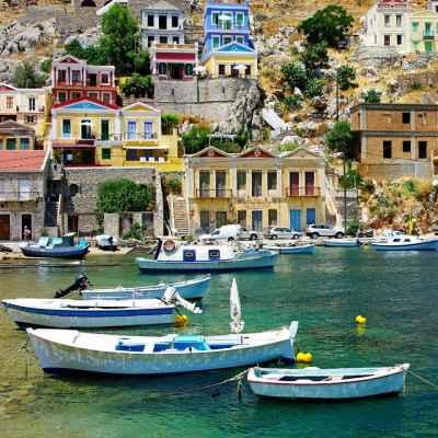 Ελληνικό νησί - Σύμη
