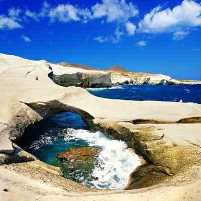 Μήλος - Ελληνικό νησί