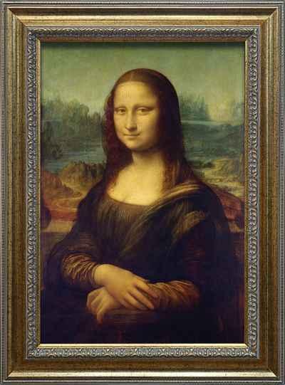Leonardo Da Vinci - Μόνα Λίζα