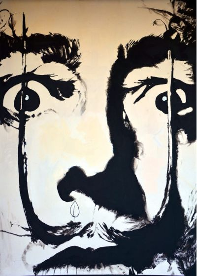 Πορτρέτο Salvador Dali